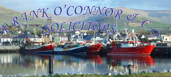 Frank O'Connor & Solicitors - Dingle Law Firm in West Kerry